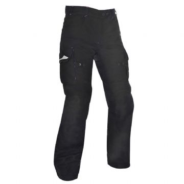 Oxford Montreal 2.0 Women's Waterproof Motorcycle Touring Pants Black TW352